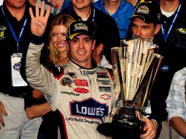 NASCAR Champ to Visit Santee