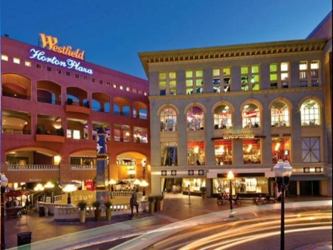 Horton Plaza Changes Parking Costs