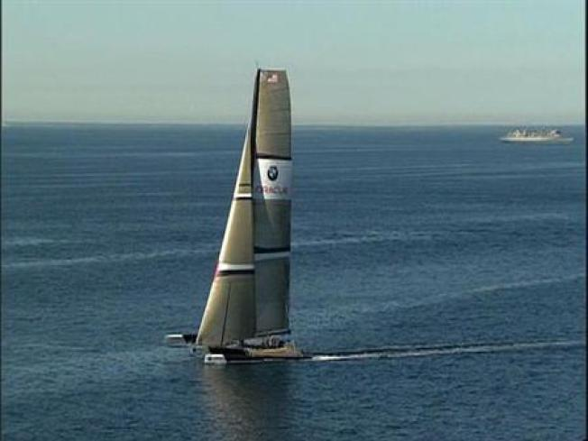 America's Cup Race Too Close to Iran?
