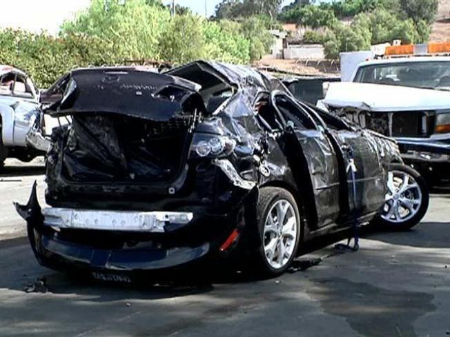 Prosecutor: Teen Driver Had .10 Blood Alcohol Level