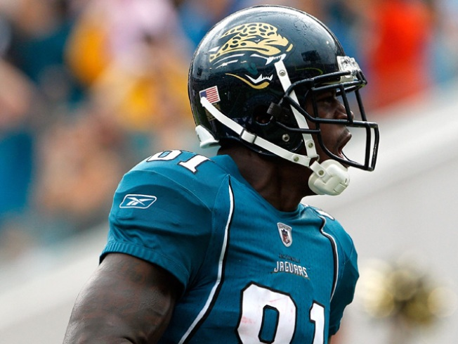Osgood Catching on as a Jacksonville Receiver