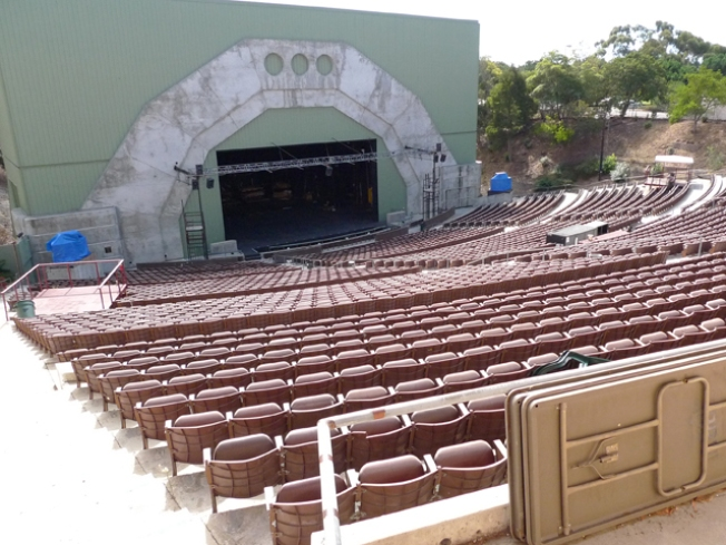 Curtains for Starlight Theater?
