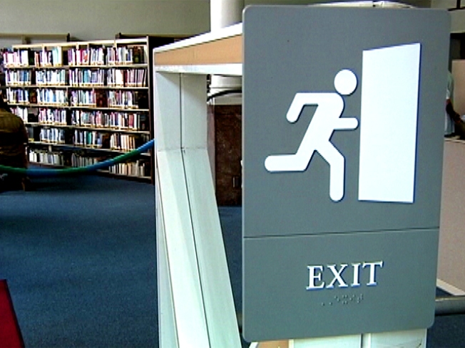 Now They Might Close Libraries