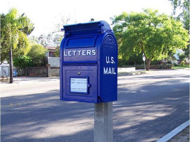 Dear Thief, Escondido Wants Its Mailbox Back