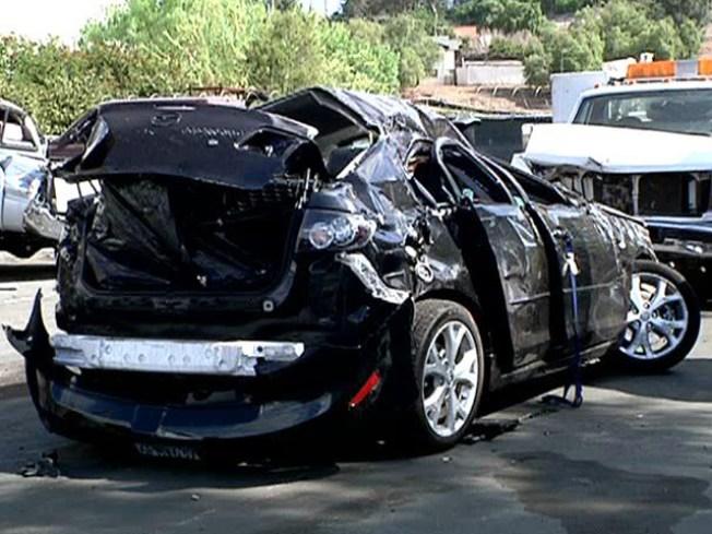 Torrey Pines Student in Crash Pleads Guilty