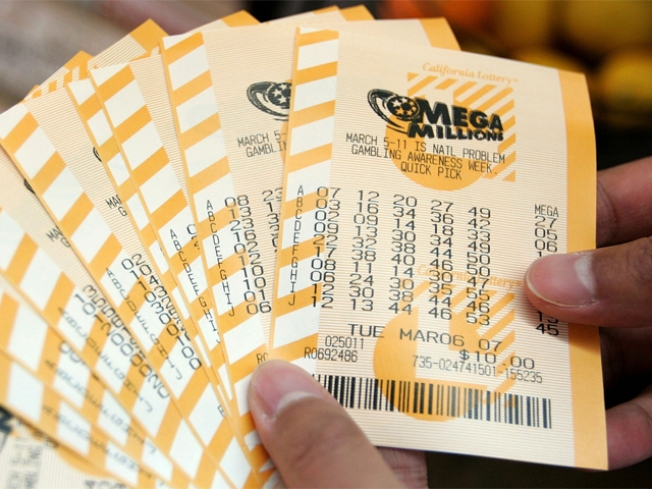 Lotto Ticket Sold in Wealthy Zip Code