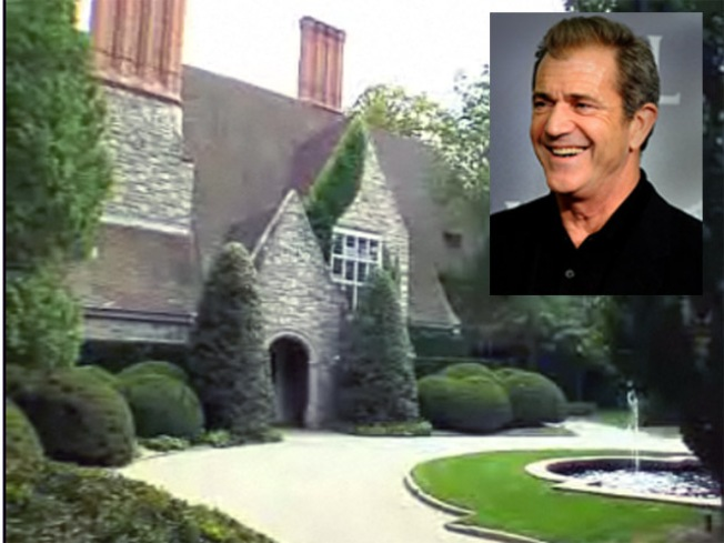 Mel Gibson Sells Connecticut Estate for $24M