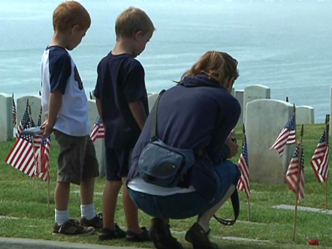 Region Remembers Its Military Heroes