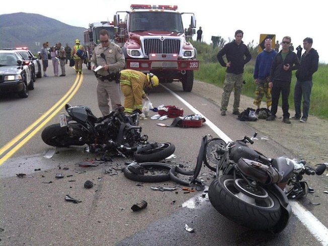 Sailor Killed in Motorcycle Crash