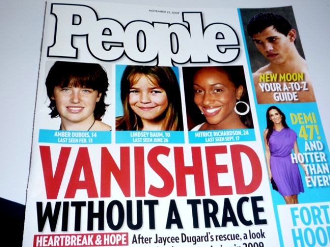 """People"" Covers Amber's Story"