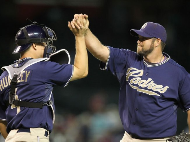 Padres Pitching Depth Tested