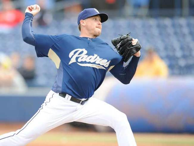 Padres Play Well in Loss