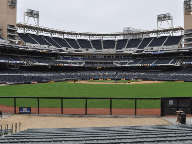 Spend the Day at Petco Park: FanFest 2011