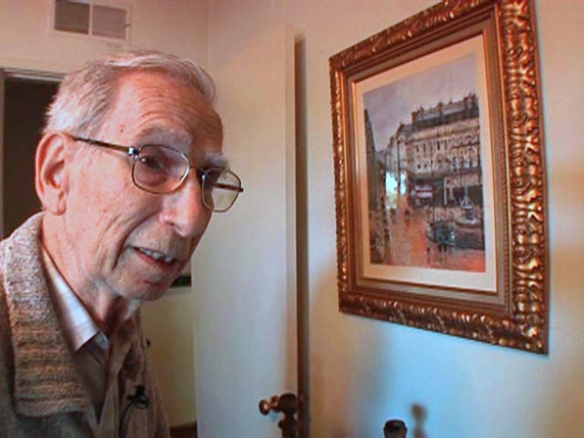 Holocaust Survivor Fights for Return of Painting