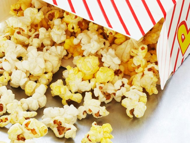 Costa Mesa Crunch: An All-Popcorn Kind of Weekend