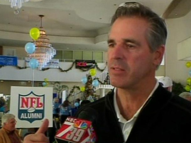Hundreds Turn Out for Chargers Blood Drive