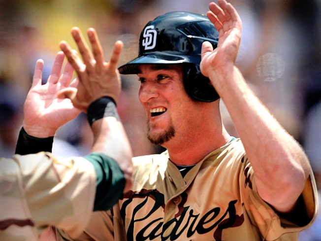 Padres Tie With M's