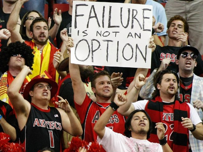 Aztecs Aim to Keep Upsets Going