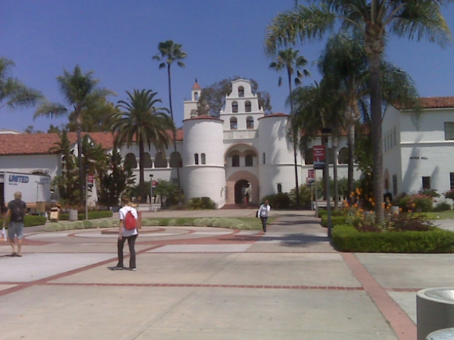 SDSU Not a Top Party School: Playboy