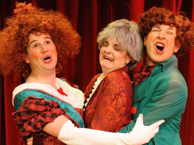 Scrooge in Drag? Holiday Plays You Gotta See!