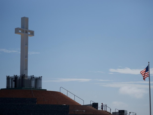 New Act Surfaces to Protect Mt. Soledad Cross