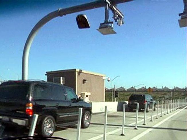 New Look for South Bay Toll Road