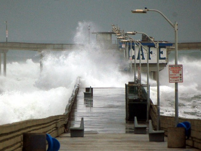 San Diego's Storm Video