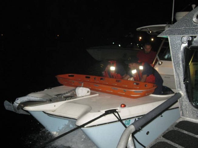 Coast Guard Rescues Boat Lost in Fog