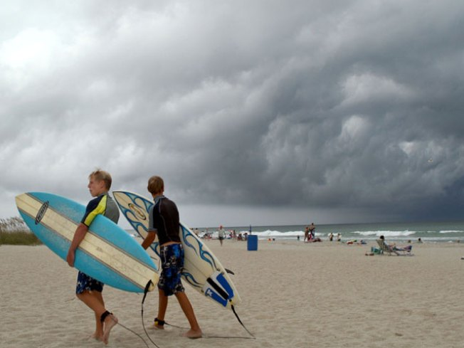 El Niño Storms Are Coming