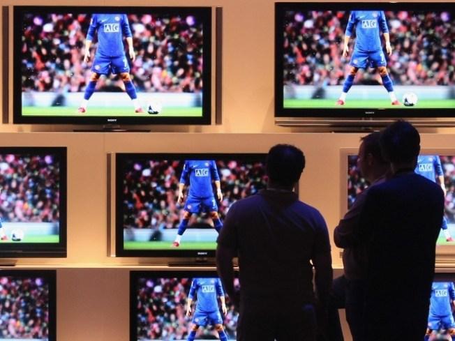 California Will Crush Your Huge, Energy-Guzzling TV
