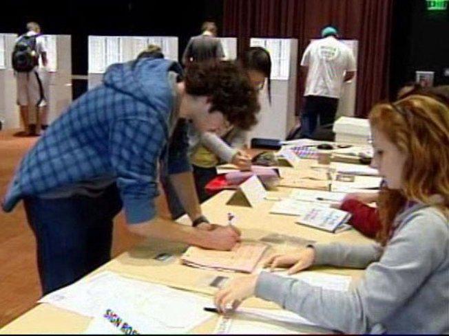 San Diegans Head to the Polls