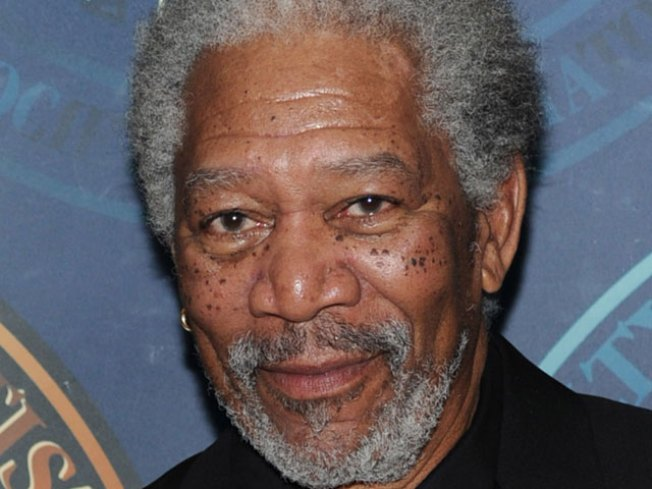 Morgan Freeman Alive, Despite Tweets to the Contrary
