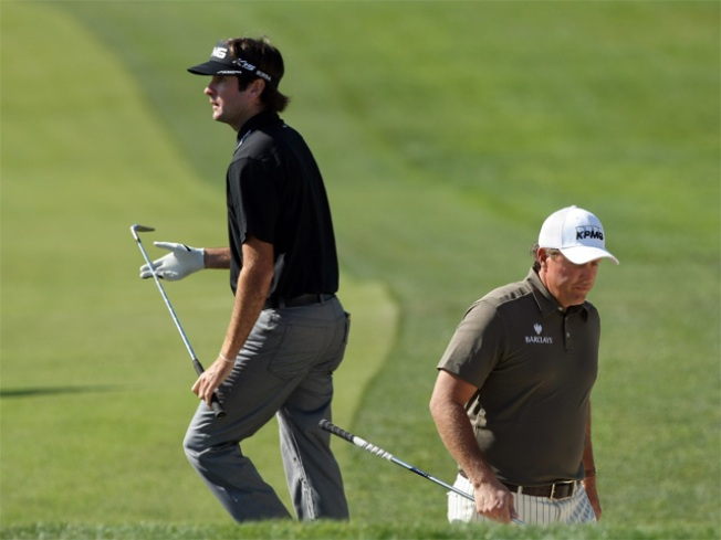 Watson Edges Mickelson at Torrey Pines