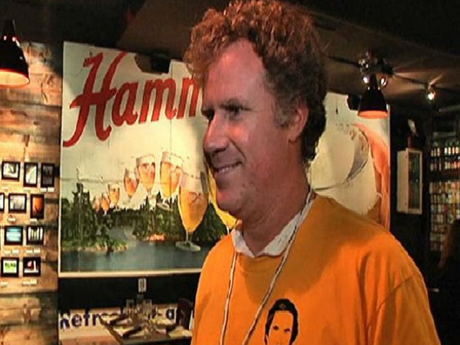 Will Ferrell Stays Classy in San Diego