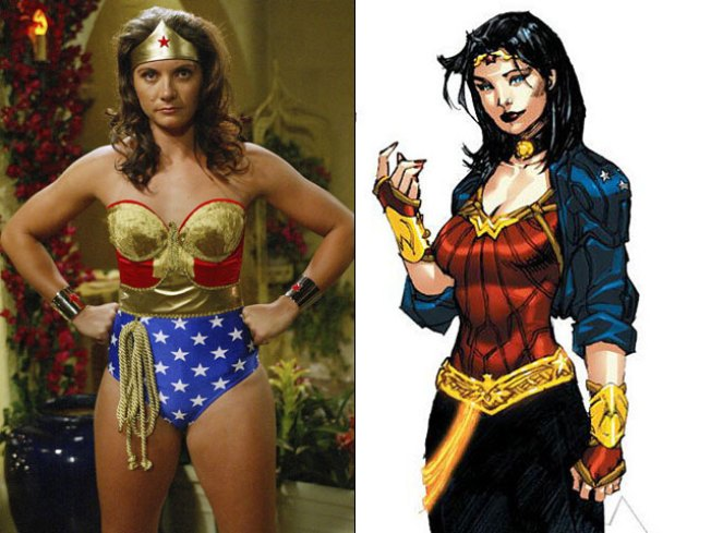 Wonder Woman Gets a Makeover