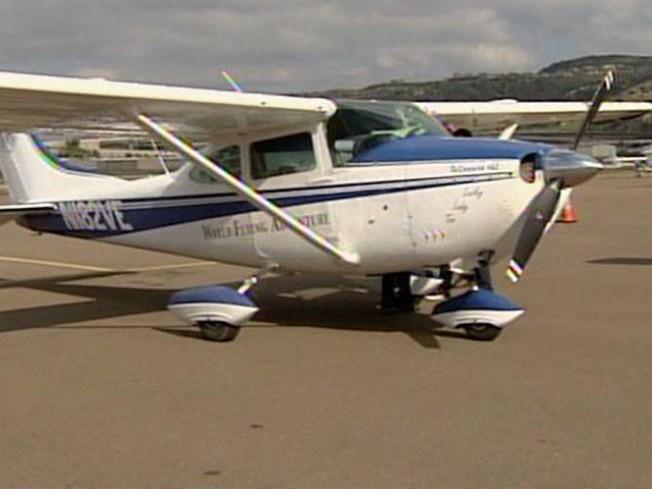 High-Flying Adventurer Comes Home