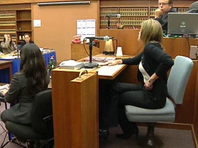 Colleague Testifies About Teacher's Alleged Sexual History