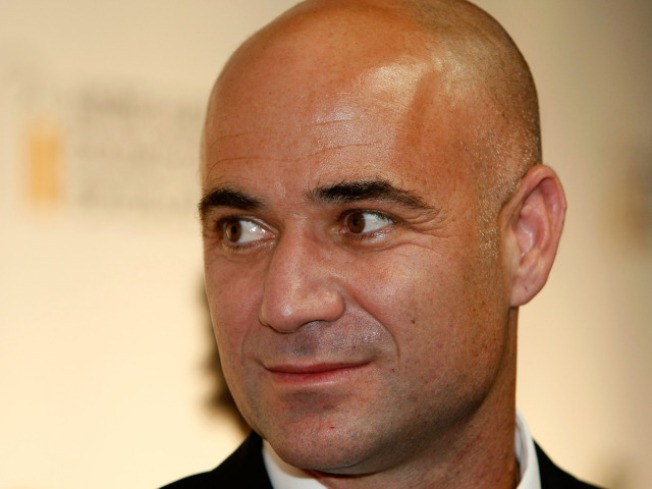 Andre Agassi Talks Using Meth, Wearing a Wig