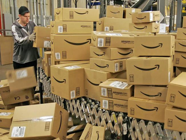 Amazon Refuses to Blink on Calif. Tax Demand