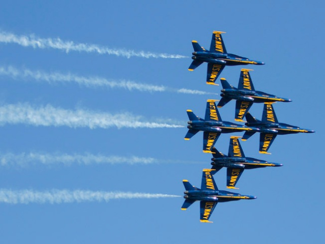 San Diego Pilot Joins Blue Angels