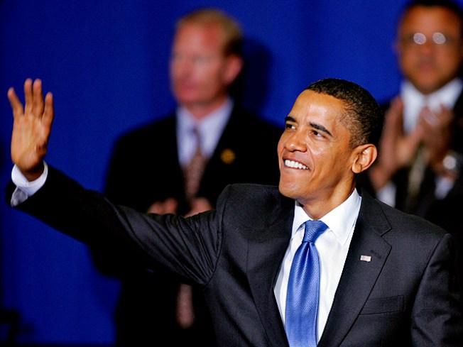 Obama takes aim at health foes