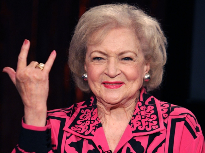 Betty White On Staying Healthy, 'Hot In Cleveland' & Sandra Bullock's Son