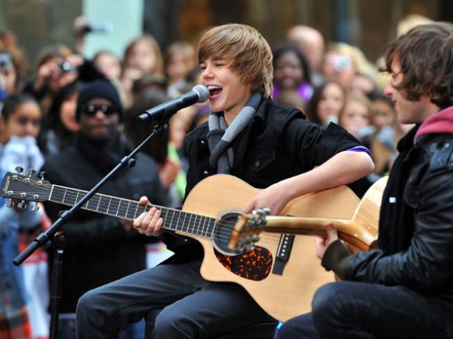 Music Exec Arrested After Justin Bieber Stampede