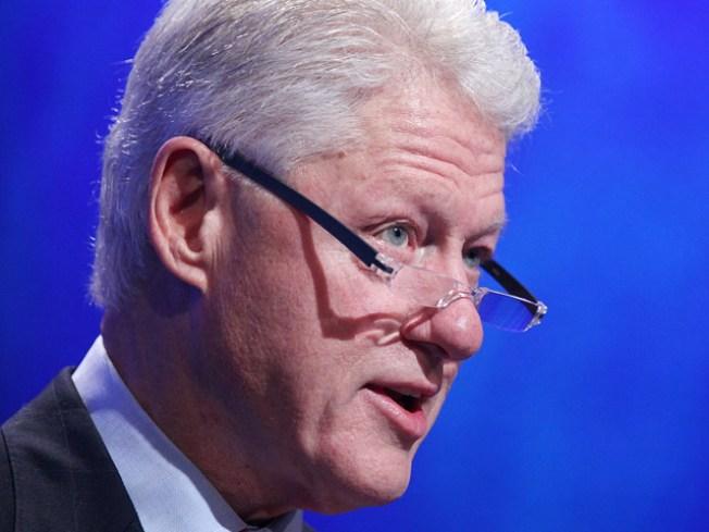 Bill Clinton: Right wing is weaker