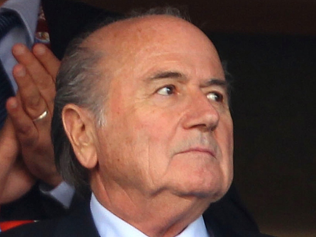 FIFA Honcho Apologizes for World Cup Referee Errors