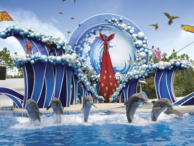 SeaWorld Sets Sights on Blue Horizons