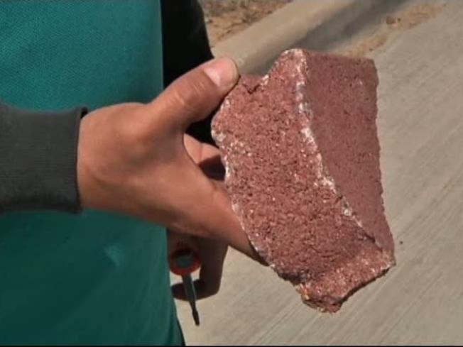 Brick-Throwing Burglar Strikes in La Jolla