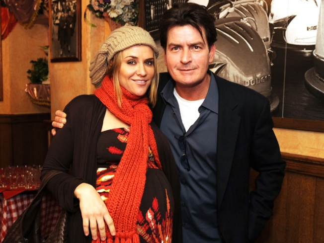 Report: Charlie Sheen & Wife Headed To Counseling
