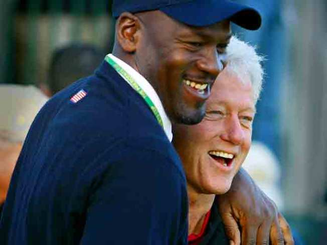 SF to Michael Jordan: Keep Your Stogies Off Our Links