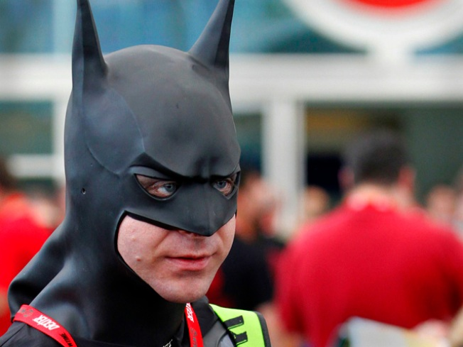 Problems Plague Comic-Con Site
